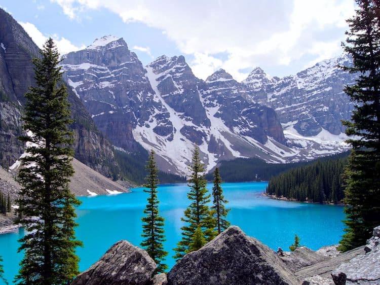 Parchi Naturali del Canada